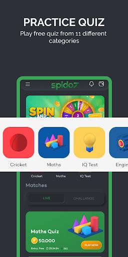 Play Quiz and Win - Spido7  screenshots 5