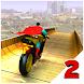Super Hero Bike Mega Ramp 2 - Androidアプリ