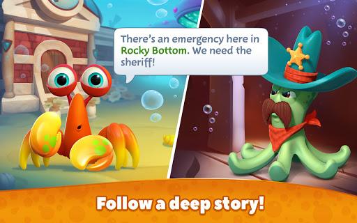 Undersea Solitaire Tripeaks  screenshots 23