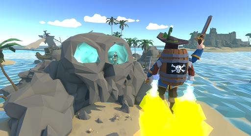 Pirates Island on Caribbean Sea Polygon screenshots 2