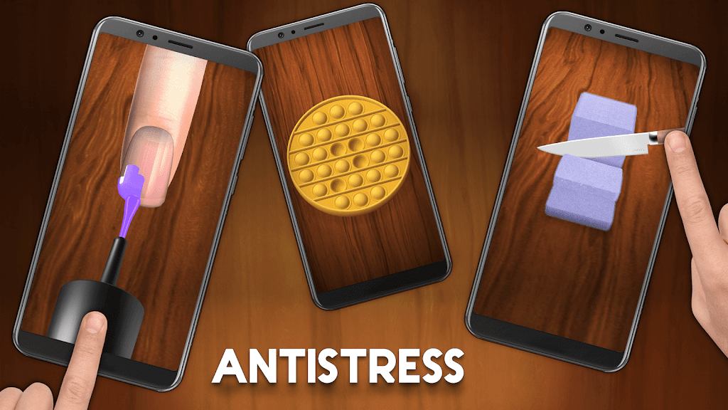 Antistress - relaxation toys  poster 13