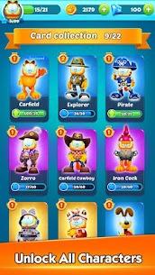 Garfield Rush MOD APK Latest Download [Unlimited Money] 2