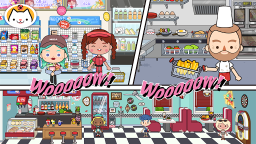 Miga Town: My World 1.29 screenshots 3