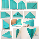 How To Make Paper Airplane