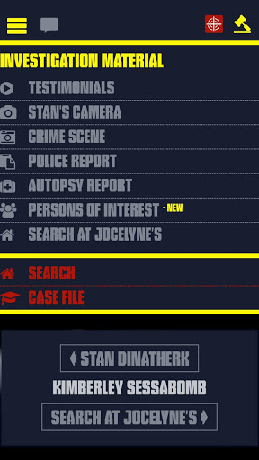 PCI AGENT Crime Investigations apkslow screenshots 6