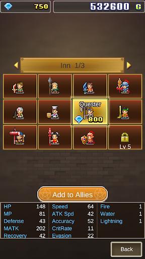 Magician's Saga  screenshots 15