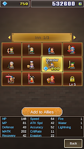 Magician's Saga MOD APK 1.2.2 (Unlimited Money, Crystal) 15