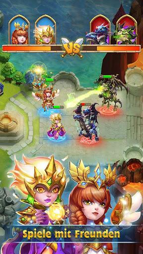 Castle Clash: King's Castle DE 1.7.4 screenshots 4