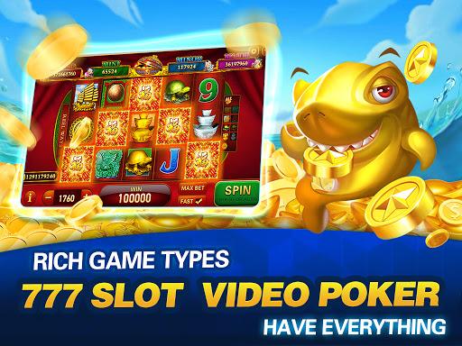777 Fishing Casino:Cash Slots -Video Poker,Buffalo 1.2.8 screenshots 20