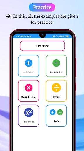 Math Games, Learn Plus, Minus, Multiply & Division 6.6.0 screenshots 16