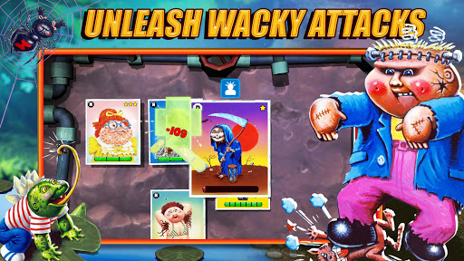 Garbage Pail Kids : The Game apkpoly screenshots 4
