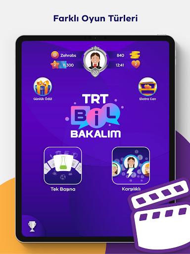 TRT Bil Bakalu0131m apktram screenshots 7