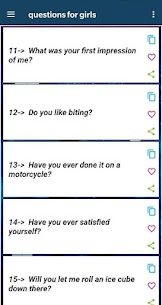 Questions to ask a girl 2