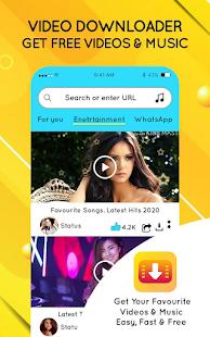 All video downloader 2020- app video downloader