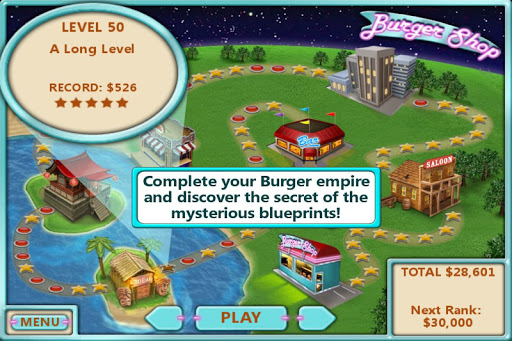 Burger Shop (No Ads) 1.6 Screenshots 4