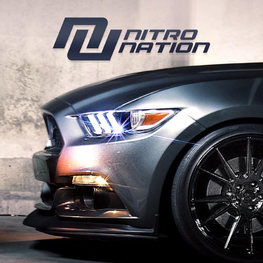Nitro Nation Drag & Drift Racing