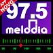 Rádio Melodia FM - Rio de Janeiro / RJ