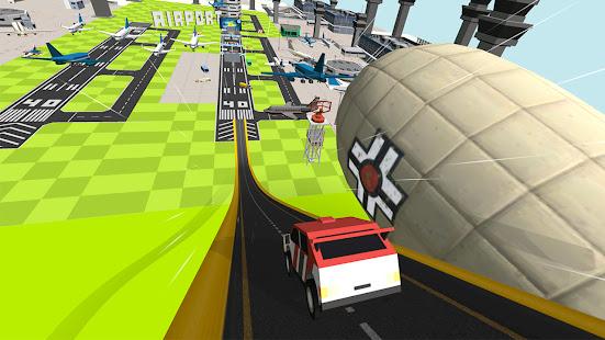 Mega Car Jumps - Ramp Stunts 2021