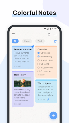 Easy Notes - Notepad, Notebook, Free Notes App 1.0.16.1130 screenshots 1