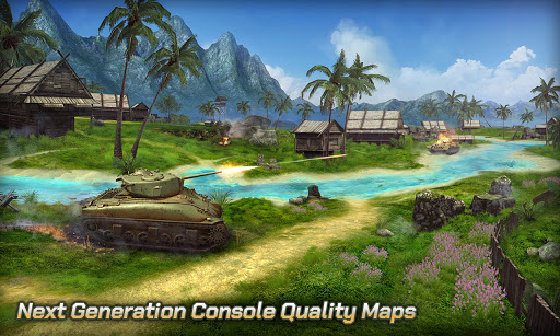 Tank Legion PvP MMO 3D tank game for free apkslow screenshots 6