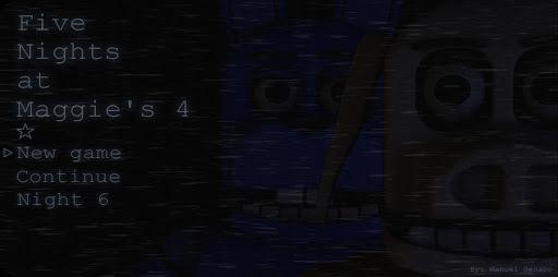 FNaM 4 Espau00f1ol 1.2 screenshots 1