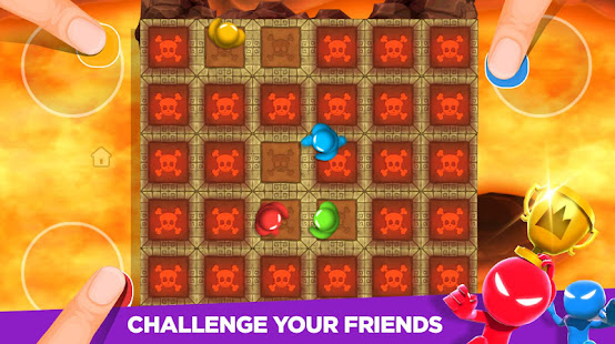 Stickman Party: 1 2 3 4 Player Games Free Mod Apk