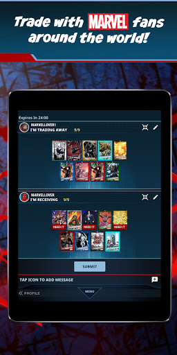 Marvel Collect! by Toppsu00ae Card Trader screenshots 10
