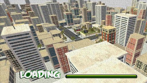 Super City Hero Wars-Super Crime City Battle apkpoly screenshots 4