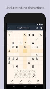 Friendly Sudoku - Free Puzzle Game, No Ads