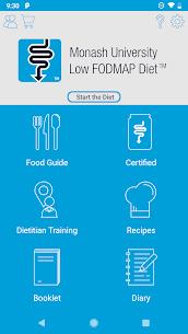Monash University FODMAP diet 1