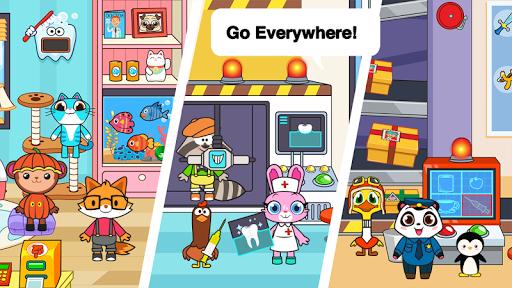 Main Street Pets Village - Meet Friends in Town apkdebit screenshots 14