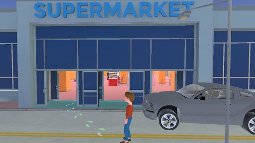Super Dad : Virtual Happy Family Game  screenshots 5
