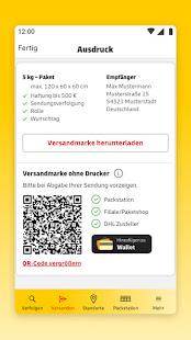 Post & DHL 7.0.54 (206) Screenshots 5