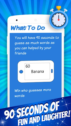 What Am I? u2013 Family Charades (Guess The Word) screenshots 4