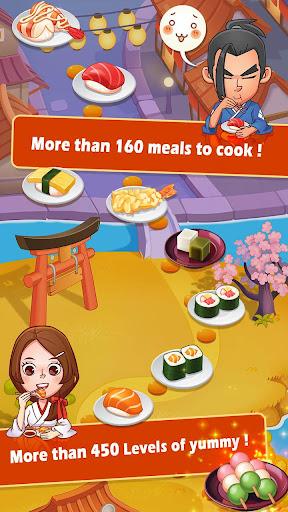 Sushi Master - Cooking story 4.0.2 screenshots 2
