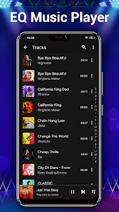 Music Player - Audio Player & 10 Bands Equalizer 2.0.1 Screenshots 2