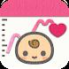 妊娠・生理・排卵日予測もできるグラフアプリ~基礎体温ツール