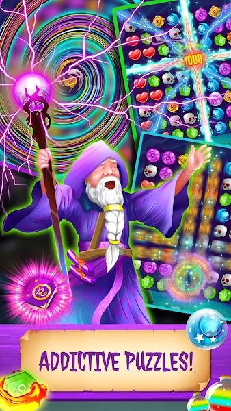 Magic Jewels: New Match 3 Games
