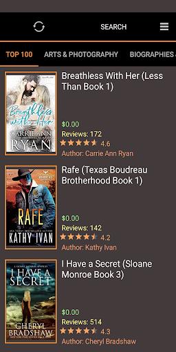 free books for kindle screenshot 2