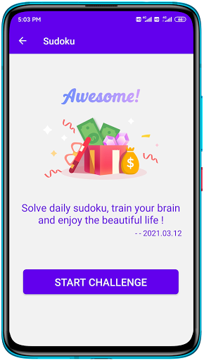 Sudoku - Free Sudoku Puzzles, Number Puzzle Game android2mod screenshots 4