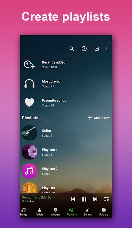 Music Player  poster 18