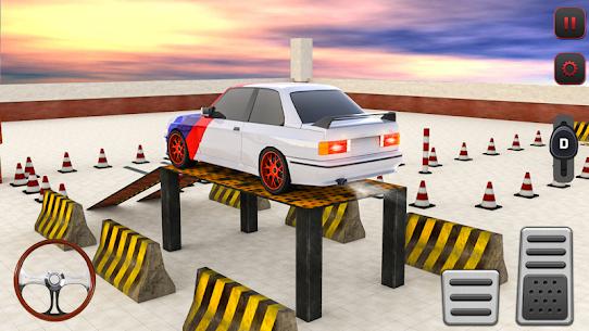 Otopark 3D: Araba Sürüş Video Full Apk İndir 2