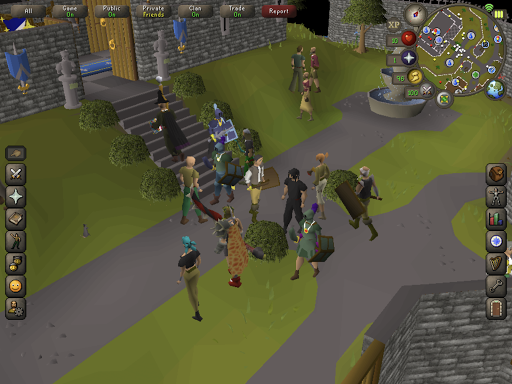 Old School RuneScape 195.1 screenshots 12
