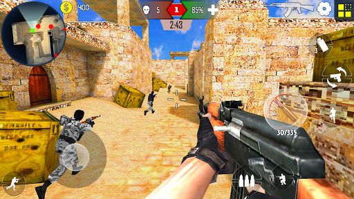 Pixel Gun Strike: CS Shooting Wars 8.4 screenshots 2