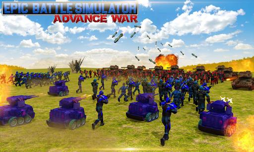 Epic Battle Simulator: Advance War 2.2 screenshots 5