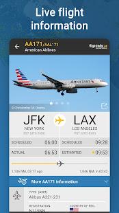 Flightradar24 Flight Tracker screenshots 3