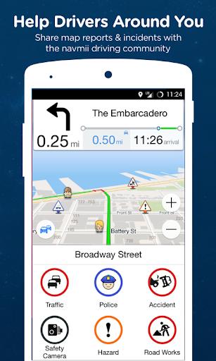 Navmii GPS World (Navfree) 3.7.18 Screenshots 2