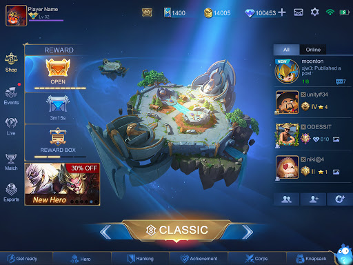 Mobile Legends: Bang Bang 1.5.26.5721 screenshots 21