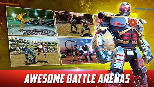 Real Steel World Robot Boxing MOD APK (Unlimited Money/Coins) 5