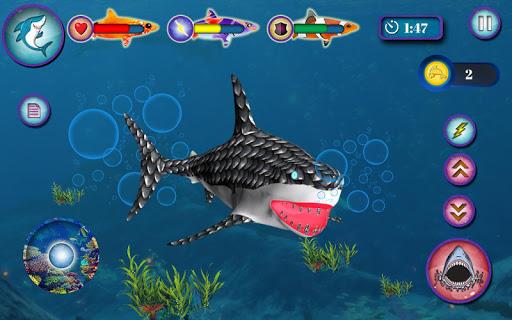 Ocean Shark Simulator – Animal Attack Simulator 0.1 screenshots 1